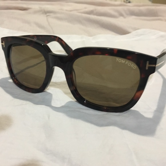 0095f0801238 Tom Ford Campbell Unisex Sunglasses BRAND NEW